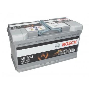 Аккумулятор Bosch 95Ah/850A AGM 0 092 S5A 130