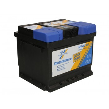Аккумулятор Cartechnic 44Ah/440A ULTRA POWER CART544402044