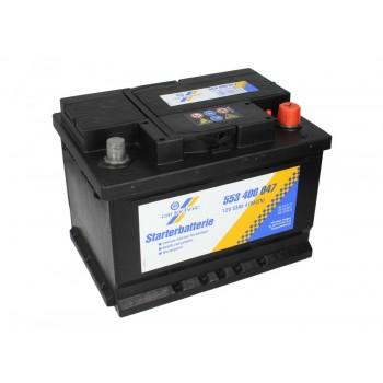 Аккумулятор Cartechnic 53Ah/470A ULTRA POWER CART553400047