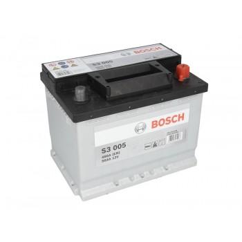 Аккумулятор Bosch 56Ah/480A S3 0 092 S30 050
