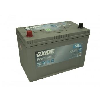 Аккумулятор Exide 95Ah/800A PREMIUM EA955