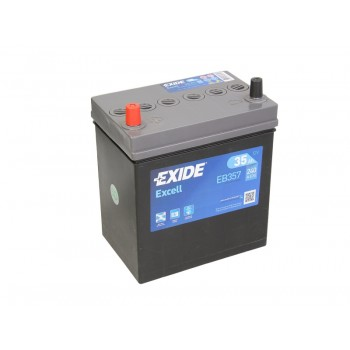 Аккумулятор Exide 35Ah/240A EXCELL EB357
