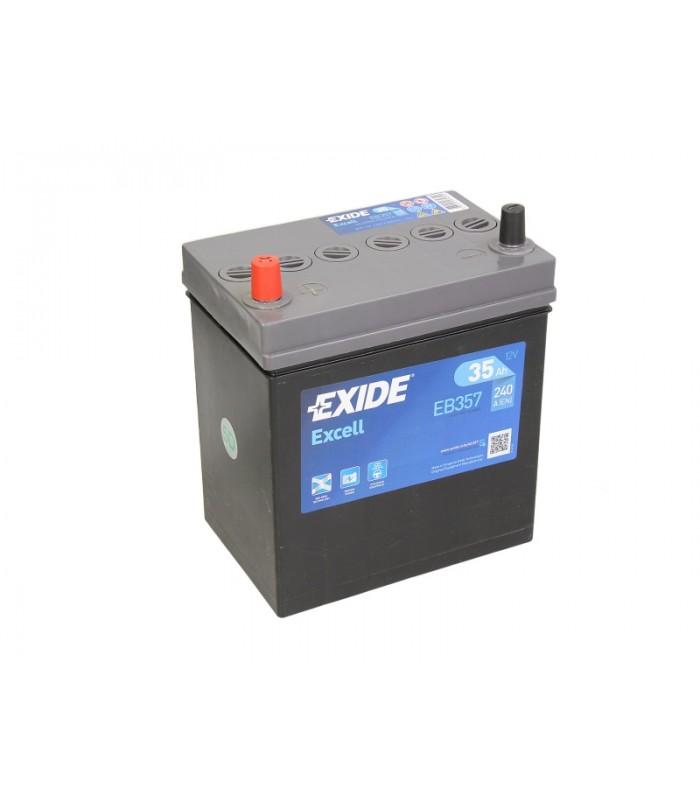 Аккумулятор Exide 35Ah/240A EXCELL EB357