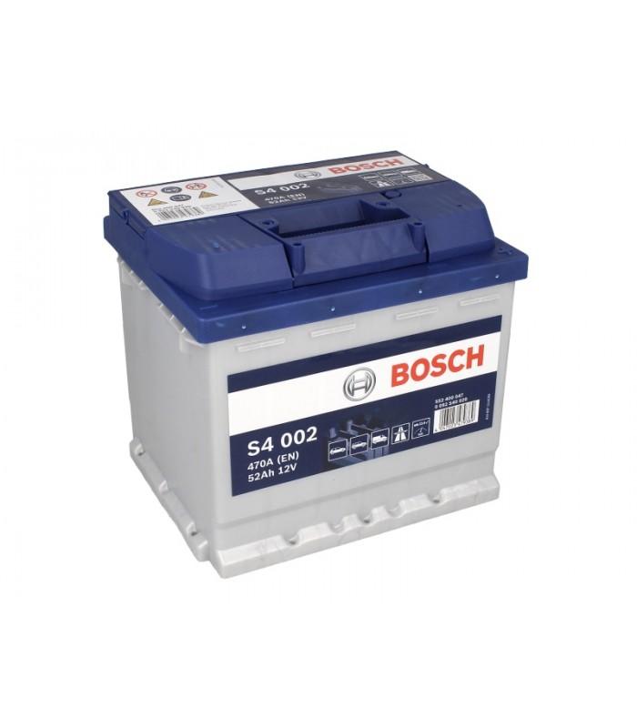 Аккумулятор Bosch 52Ah/470A S4 0 092 S40 020