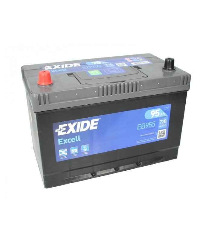 Аккумулятор Exide 95Ah/720A EXCELL EB955