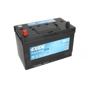 Аккумулятор Exide 95Ah/800A START&STOP EFB EL955