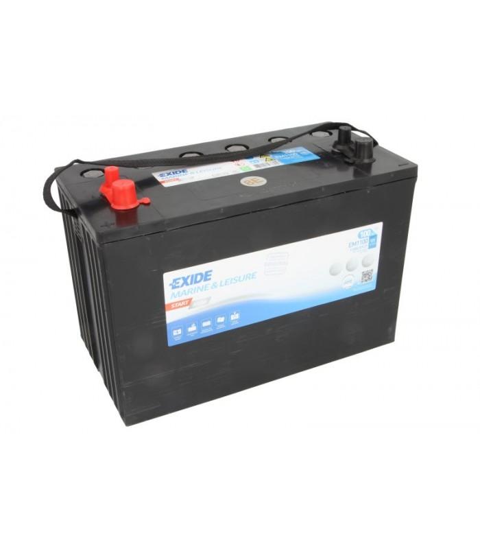 Аккумулятор Exide 100Ah/925A START AGM EM1100