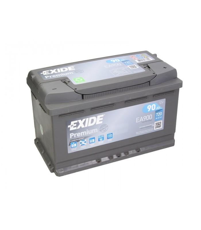 Аккумулятор Exide 90Ah/720A PREMIUM EA900