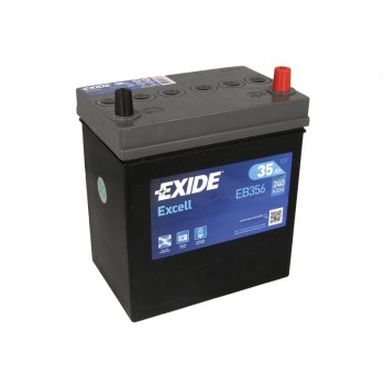 Аккумулятор Exide 35Ah/240A EXCELL EB356