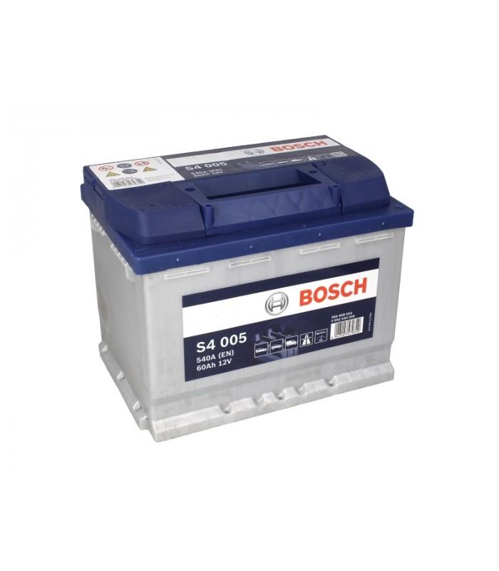 Аккумулятор Bosch 60Ah/540A S4 0 092 S40 050