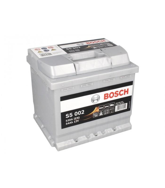 Аккумулятор Bosch 54Ah/530A S5 0 092 S50 020