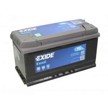 Аккумулятор Exide 95Ah/800A EXCELL EB9500