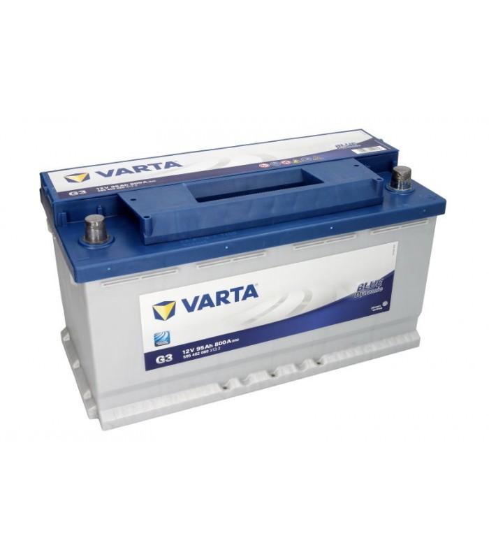 Аккумулятор Varta 95Ah/800A BLUE DYNAMIC B595402080