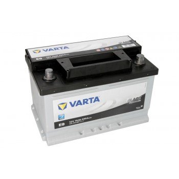 Аккумулятор Varta 70Ah/640A BLACK DYNAMIC BL570144064