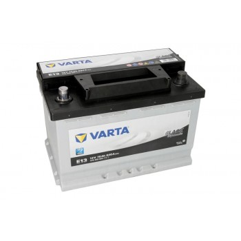 Аккумулятор Varta 70Ah/640A BLACK DYNAMIC BL570409064