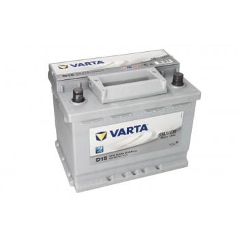 Аккумулятор Varta 63Ah/610A SILVER DYNAMIC SD563400061