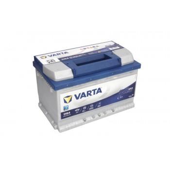 Аккумулятор Varta 65Ah/650A START&STOP EFB VA565500065