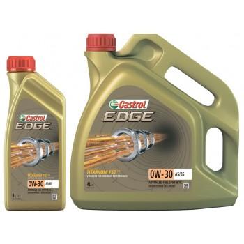 Моторное масло Castrol EDGE Titanium FST 0W-30 A5/B5 4L