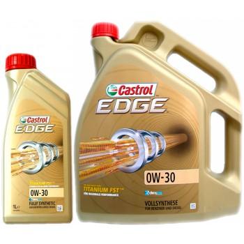 Моторное масло Castrol EDGE Titanium FST 0W-30 4L