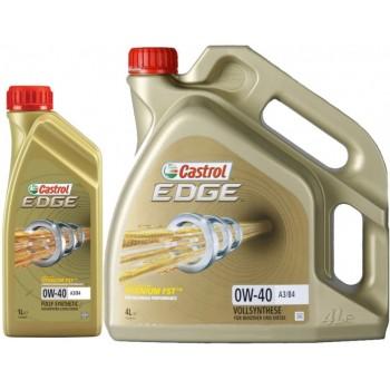 Моторное масло Castrol EDGE Titanium FST 0W-40 1L