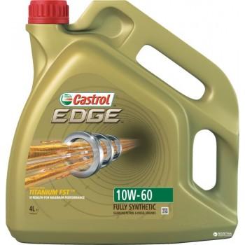 Моторное масло Castrol EDGE Titanium FST 10W-60 4L