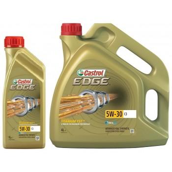 Моторное масло Castrol EDGE Titanium FST 5W-30 C3 1L