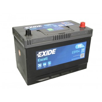 Аккумулятор Exide 95Ah/720A EXCELL EB954