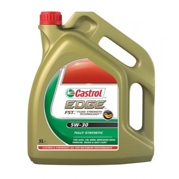 Моторное масло Castrol EDGE Titanium FST 5W-30 C3 5L