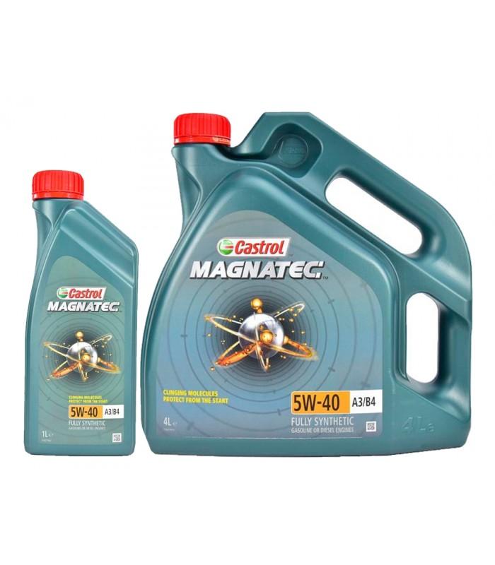 Моторное масло Castrol Magnatec 5W-40 A3/B4 1L