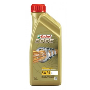 Моторное масло Castrol EDGE Titanium FST 5W30 LL 1L