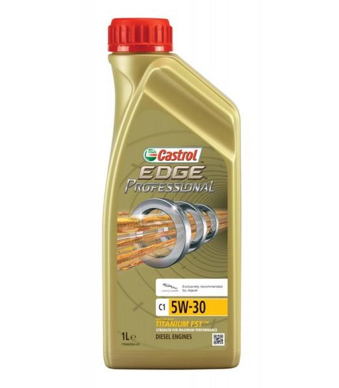 Моторное масло Castrol EDGE Professional 5W30 C1 Jaguar 1L