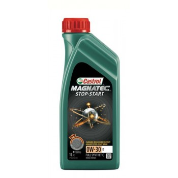 Моторное масло Castrol MAGNATEC STOP-START 0W30 D SS 1L