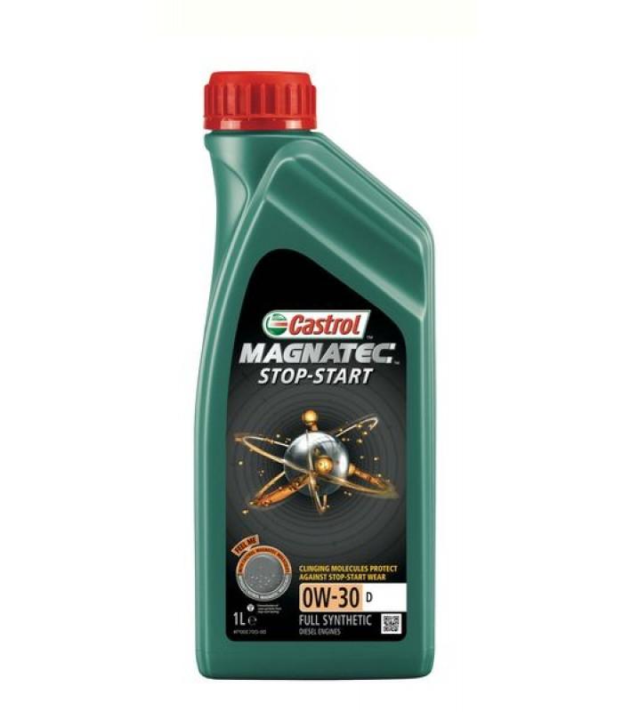 Моторное масло Castrol MAGNATEC STOP-START 0W30 D SS 1L
