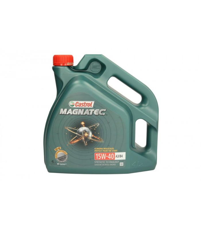 Моторное масло Castrol Magnatec 15W40 4L