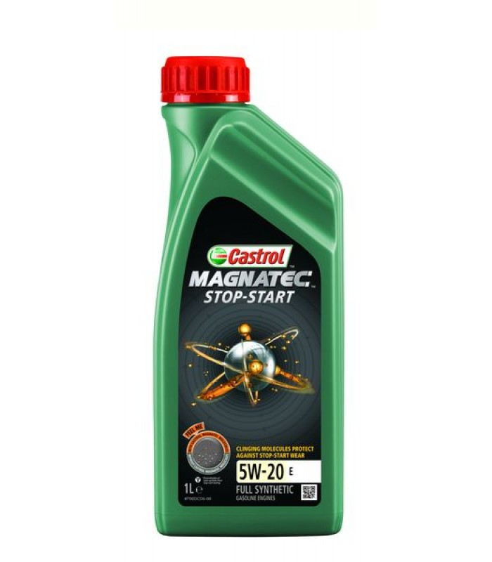 Моторное масло Castrol Magnatec Stop-Start 5W20 E SS 1L