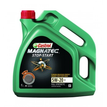 Моторное масло Castrol Magnatec Stop-Start 5W20 E SS 4L
