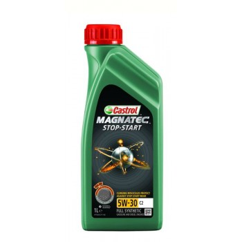 Моторное масло Castrol Magnatec Stop-start 5W30 C2 SS 1L