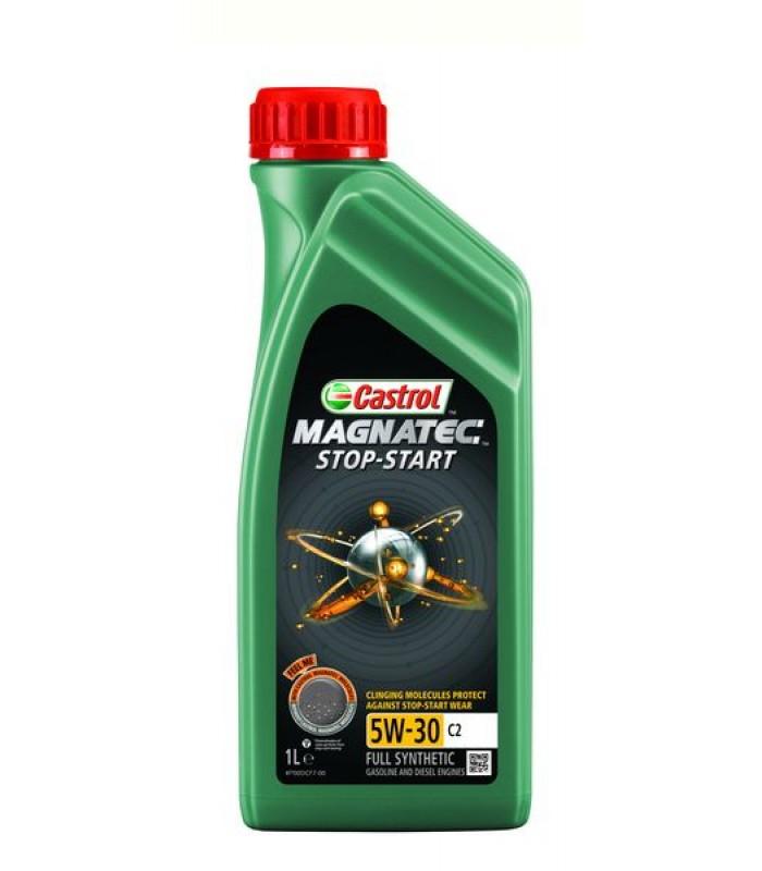 Моторное масло Castrol Magnatec Stop-start 5W30 C2 SS 1L