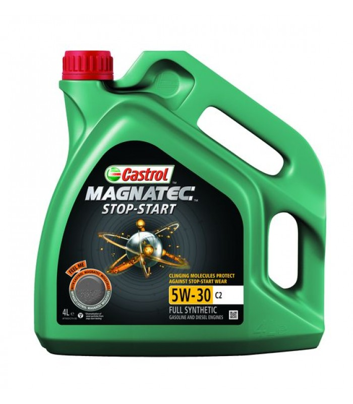 Моторное масло Castrol Magnatec Stop-start 5W30 C2 SS 4L