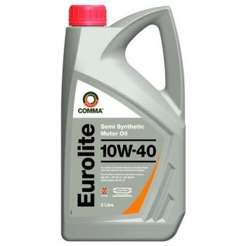 Моторное масло Comma Eurolite 10W-40 2L