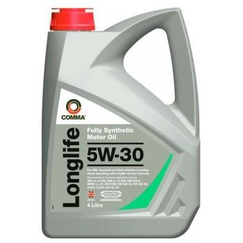 Моторное масло Comma LONG LIFE 5W30 4L