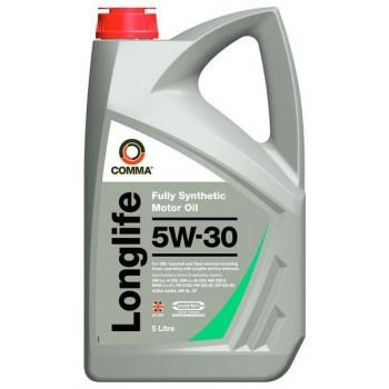 Моторное масло Comma LONG LIFE 5W30 5L