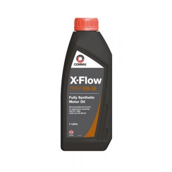 Моторное масло Comma X-FLOW P 5W30 SYNT. 1L