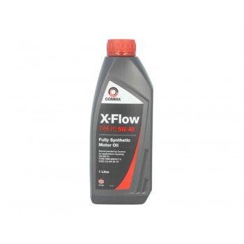 Моторное масло Comma X-FLOW PD 5W40 SYNT. 1L