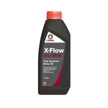 Моторное масло Comma X-FLOW Z 5W30 SYNT. 1L