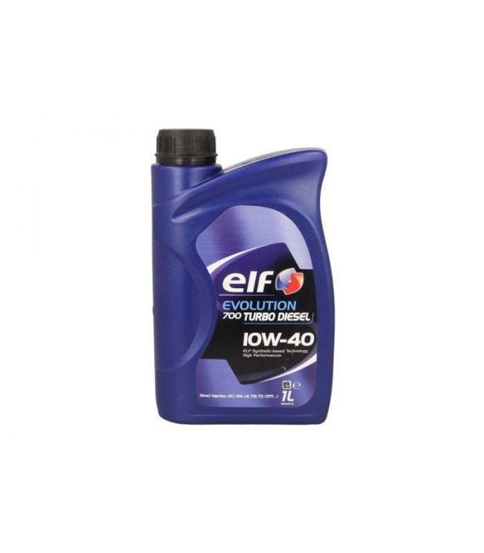 Моторное масло Elf EVO 700 TD 10W40 1L