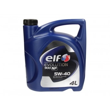Моторное масло Elf EVO 900 NF 5W40 4L