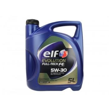 Моторное масло Elf EVO FULLTECH FE 5W30 5L