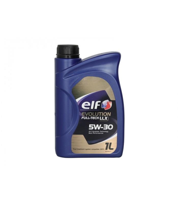 Моторное масло Elf EVO FULLTECH LLX 5W30 1L