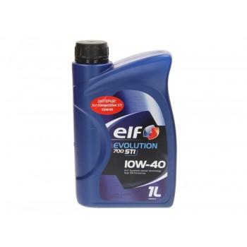 Моторное масло Elf EVO 700 STI 10W40 1L